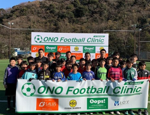 サッカーイベントを開催しました。